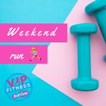 Saturdays bootcamp & weekend runs