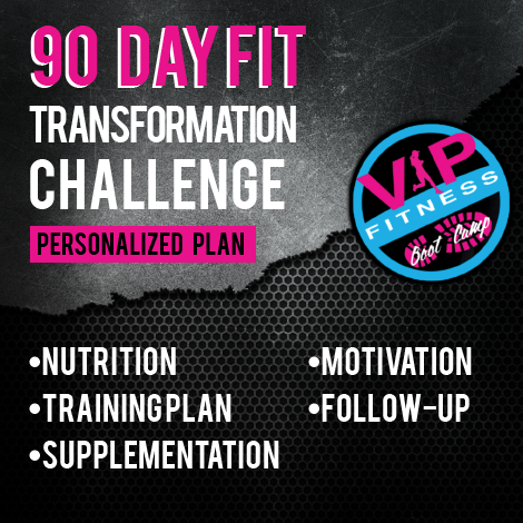 90 day fit transformation